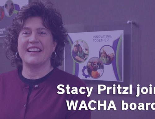 Stacy Pritzl Elected to WACHA Board