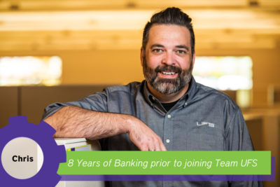 Chris 8 years Banking Experience