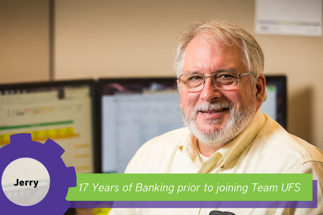 Jerry 17 Years of banking experience
