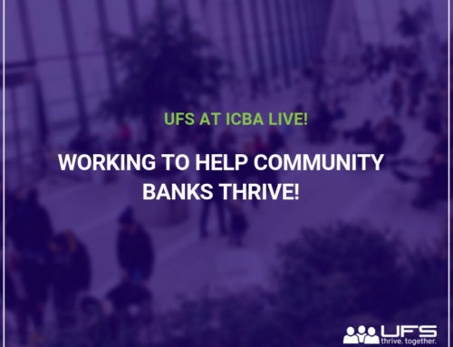 UFS Joins ICBA and Will Exhibit at ICBA LIVE in Nashville