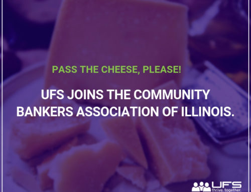 UFS Joins The Community Bankers Association of Illinois