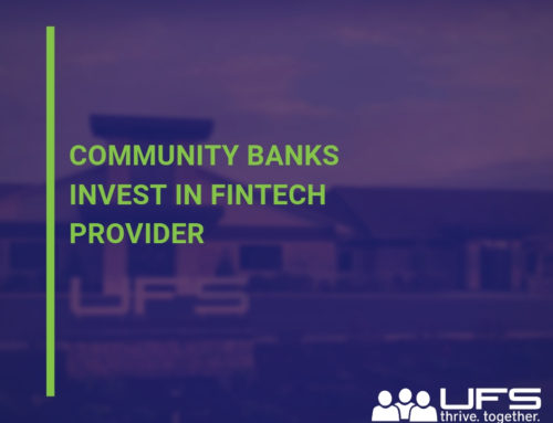 Community Banks Invest in Fintech Provider