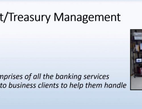 Treasury Management = Untapped Opportunity